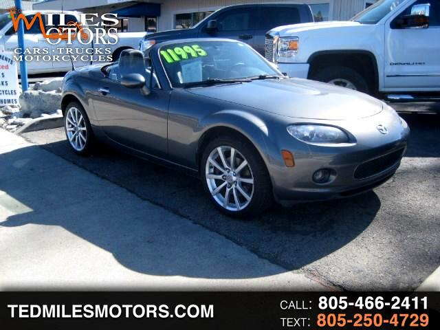 2007 Mazda MX-5 Miata Grand Touring Hard Top