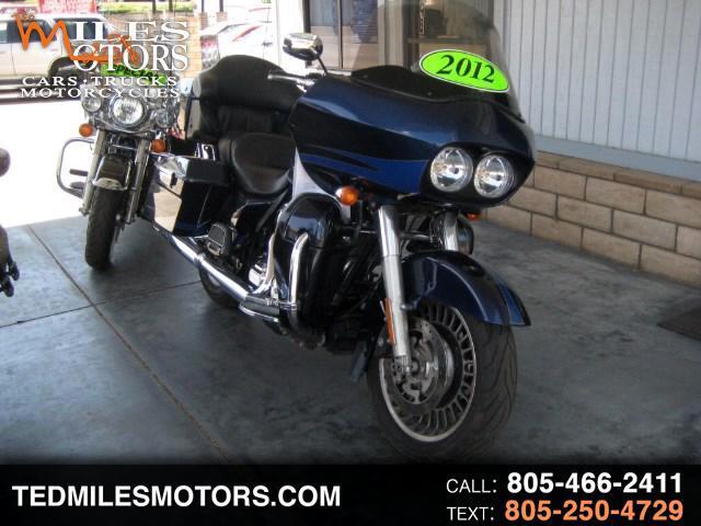 2012 Harley-Davidson FLTRU ROAD GLIDE ULTRA