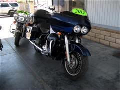 2012 Harley-Davidson FLTRU