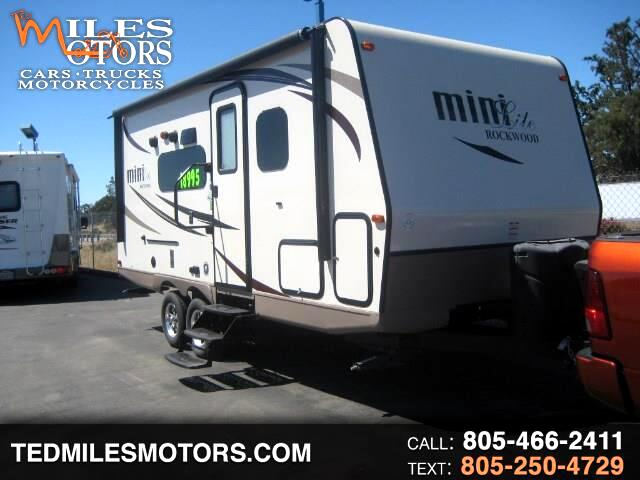 2016 Rockwood Mini Lite 2104S