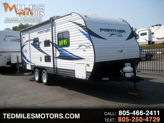 2015 Pacific Coachworks PANTHER 18RBS