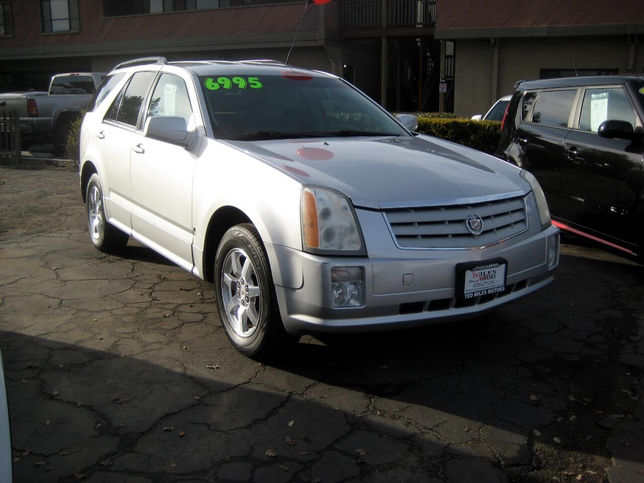 2009 Cadillac SRX RWD 4dr V6