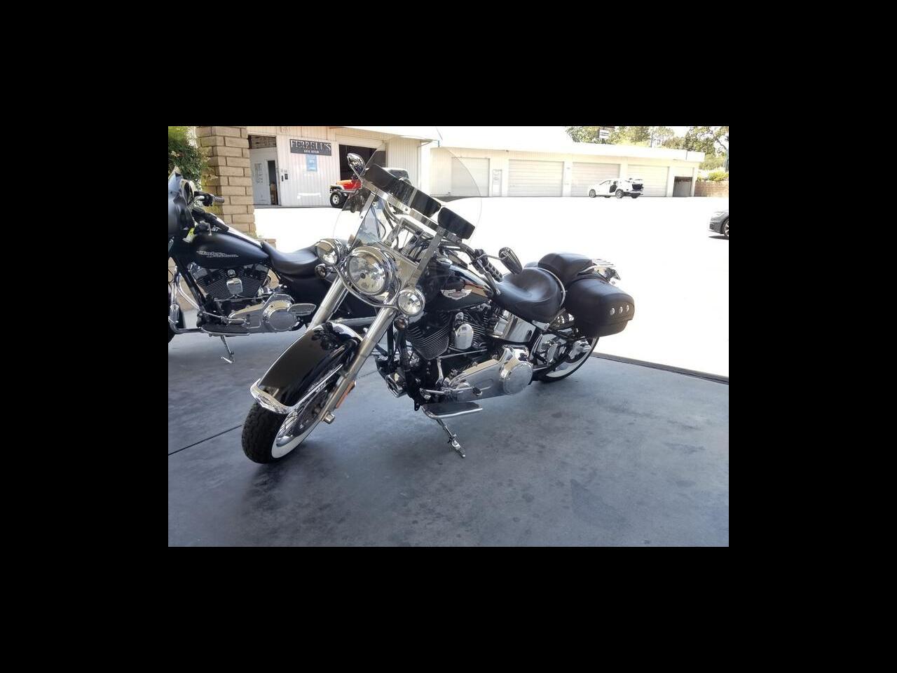 2009 Harley-Davidson FLSTN SOFTAIL DELUX