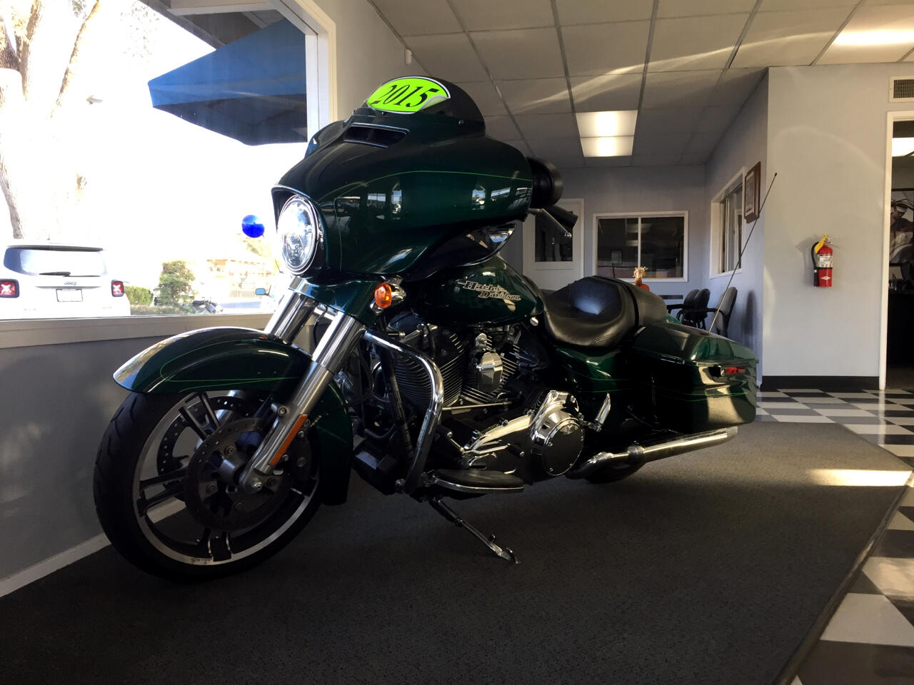 Harley-Davidson Street Glide Special  2015