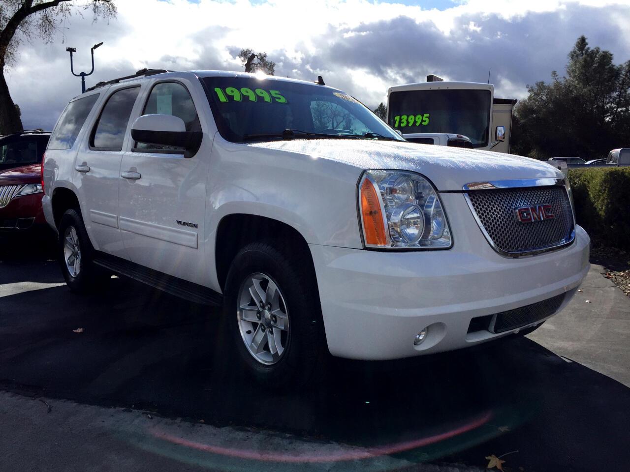2012 GMC Yukon 4WD 4dr 1500 SLE