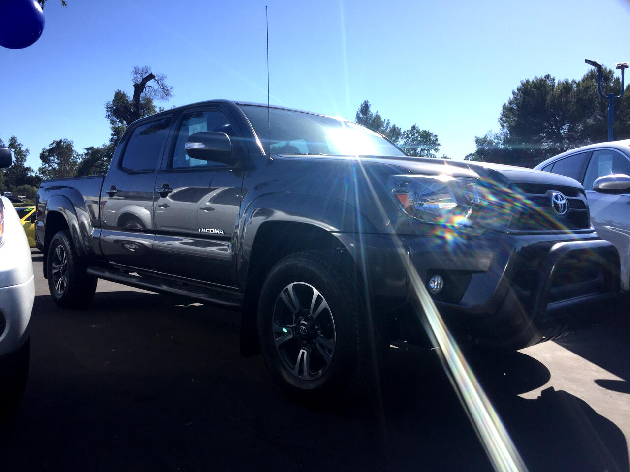 Toyota Tacoma 2WD Double Cab LB V6 AT PreRunner (Natl) 2014