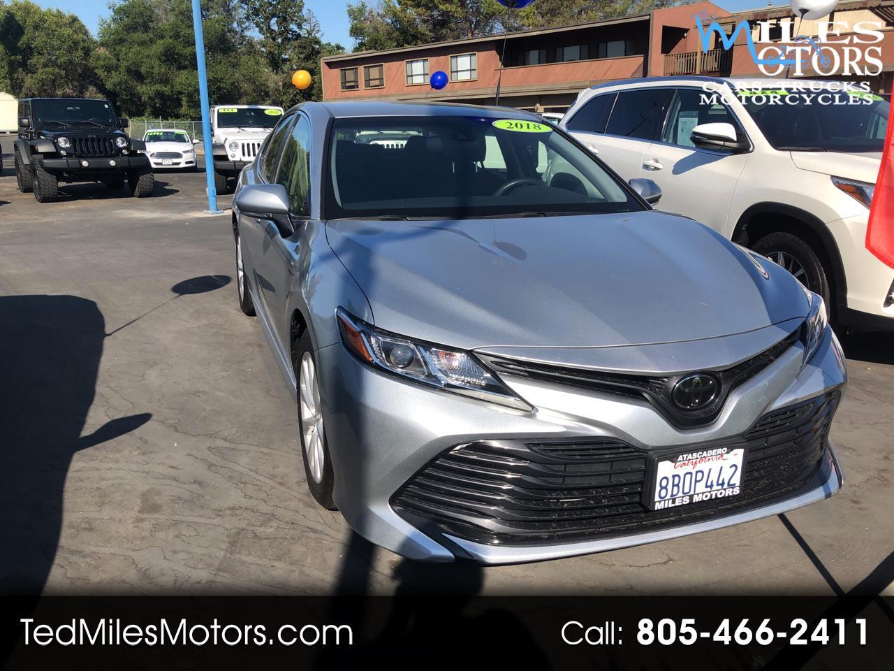 Toyota Camry 2014.5 4dr Sdn I4 Auto LE (Natl) 2018