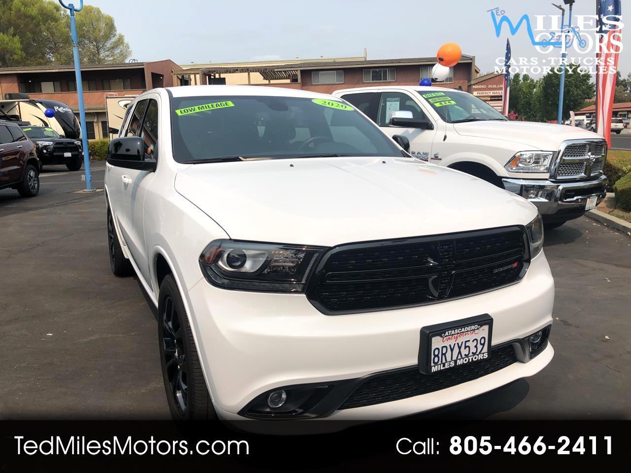 Dodge Durango SXT Plus RWD 2020