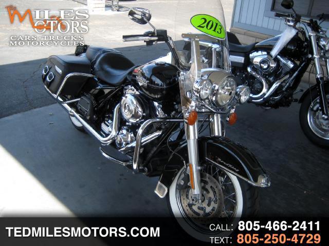 2013 Harley-Davidson FLHRC ROAD KING CLASSIC