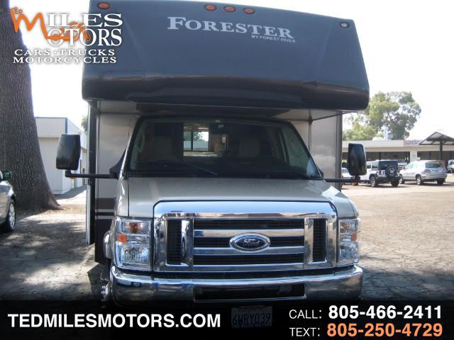 2013 Forest River Forester