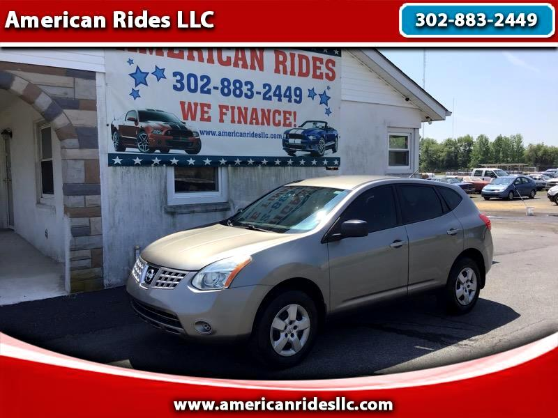 2009 Nissan Rogue AWD S