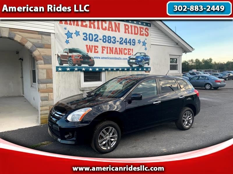 2010 Nissan Rogue AWD 4dr S Krom Edition