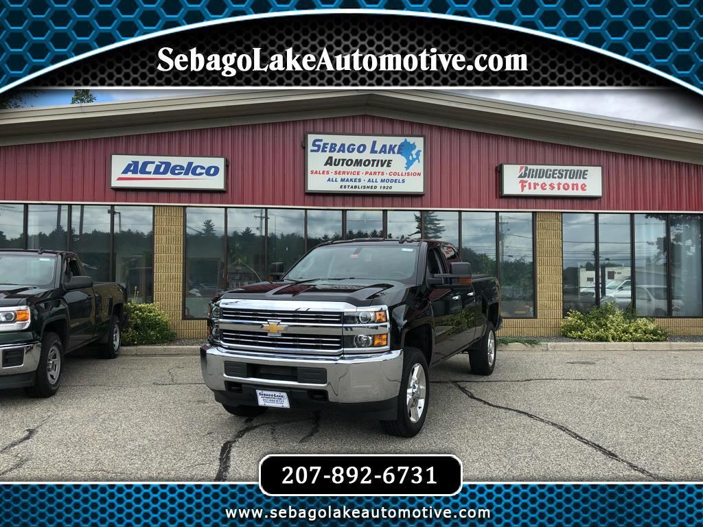 2016 Chevrolet Silverado 2500HD Ext Cab 143.5