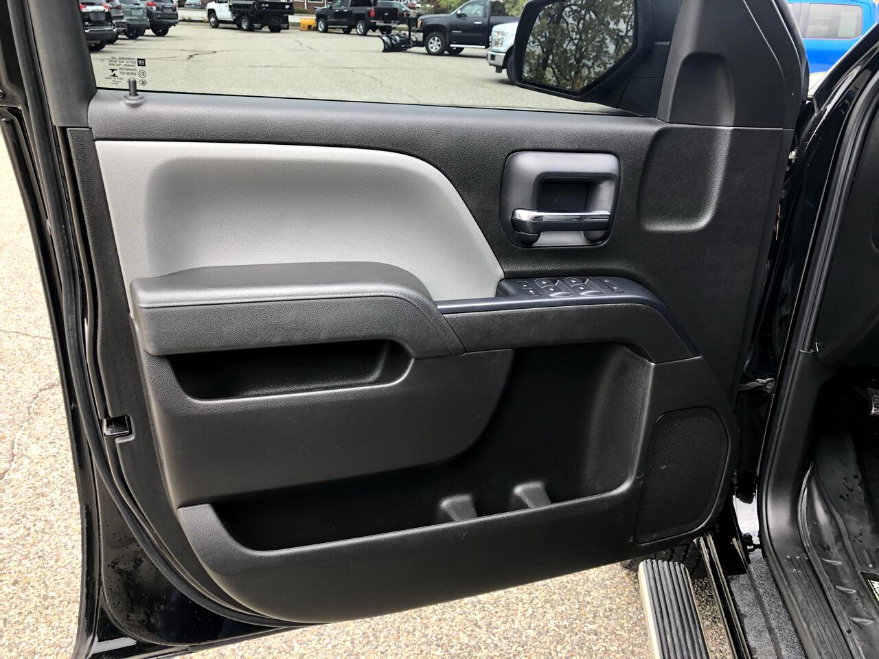 2016 Chevrolet Silverado 2500HD Work Truck Crew Cab 4WD