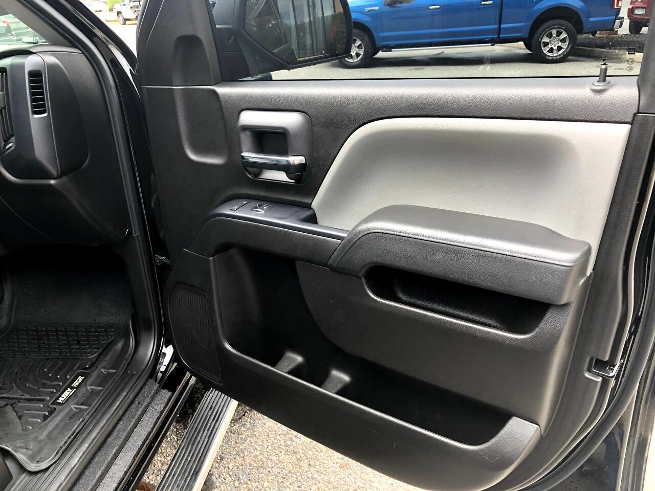 Chevrolet Silverado 2500HD Work Truck Crew Cab 4WD 2016