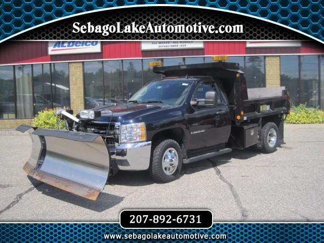 2008 Chevrolet Silverado 3500HD Work Truck DRW 4WD