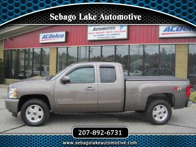 2012 Chevrolet Silverado 1500 LTZ Ext. Cab Short Box 4WD