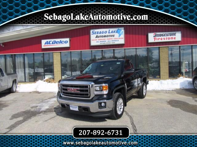 2014 GMC Sierra 1500 SLE Reg. Cab Short Bed 4WD