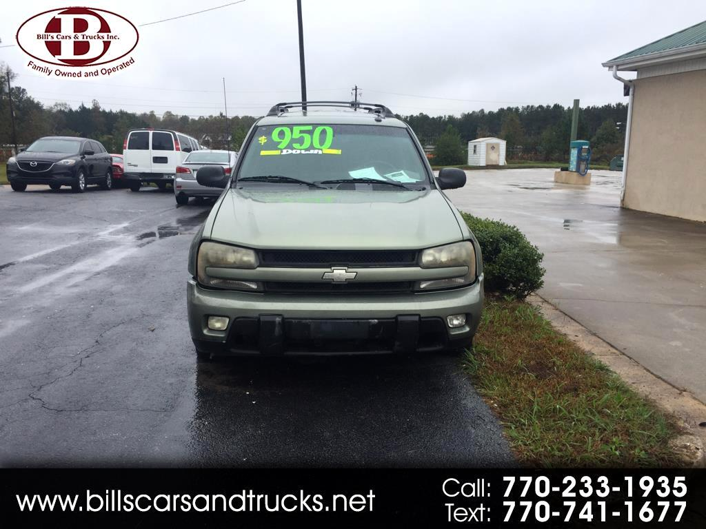 2004 Chevrolet TrailBlazer 4dr 2WD EXT LT