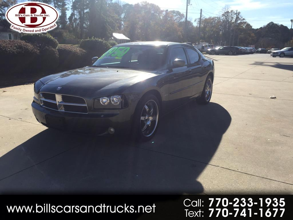 2008 Dodge Charger 4dr Sdn R/T RWD