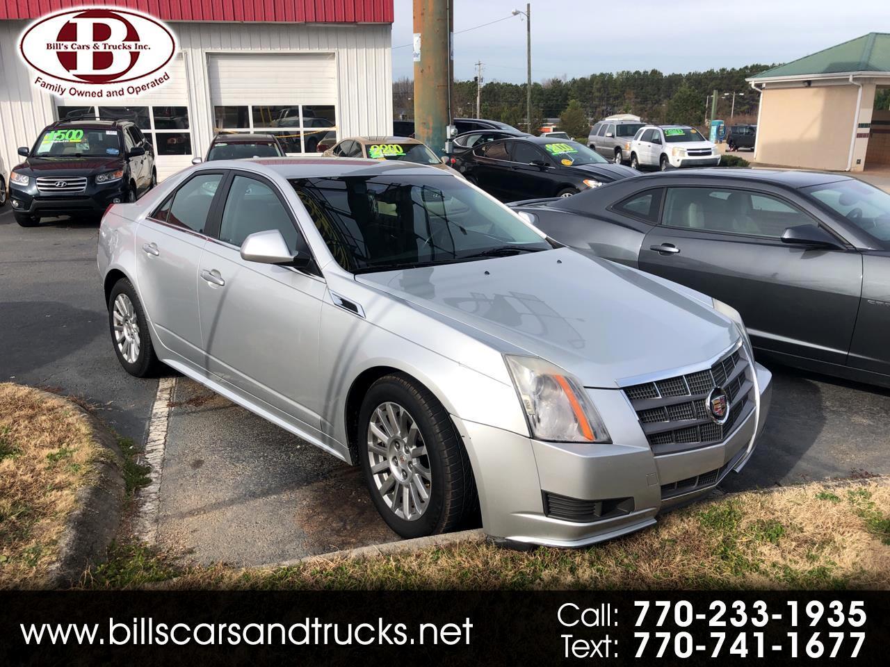 2011 Cadillac CTS Sedan 4dr Sdn 3.0L RWD