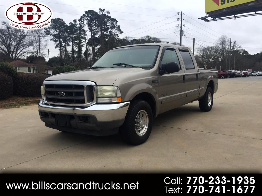 "2003 Ford Super Duty F-250 Crew Cab 156"" XLT"