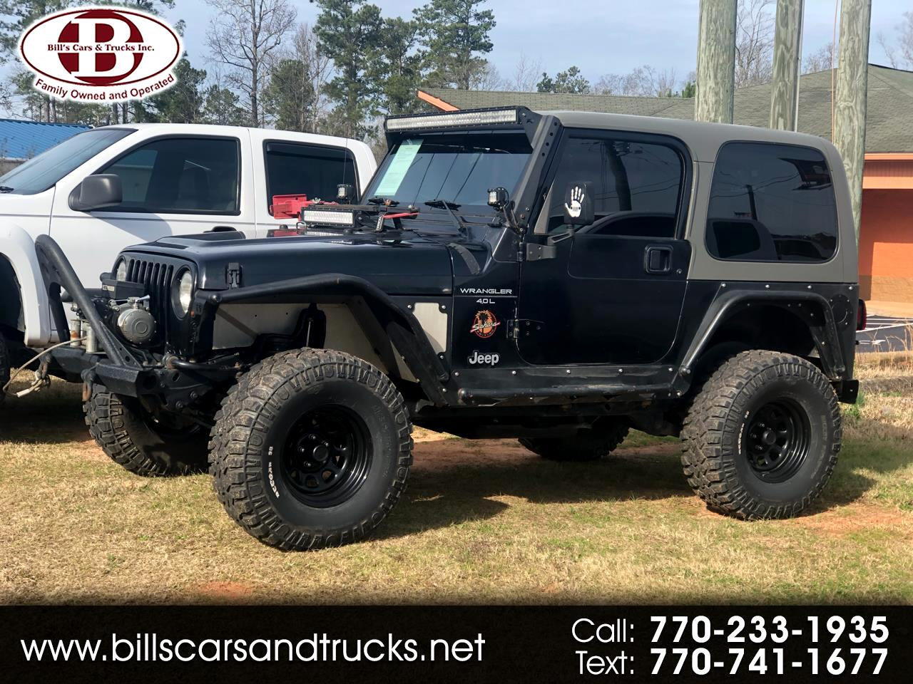 1998 Jeep Wrangler 2dr Base