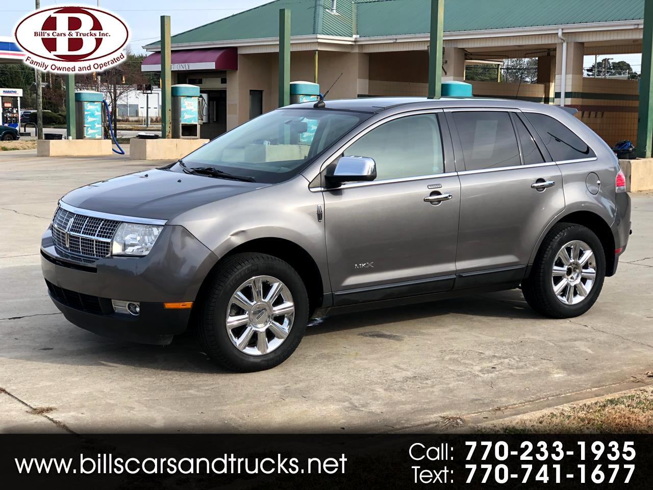 2009 Lincoln MKX FWD 4dr
