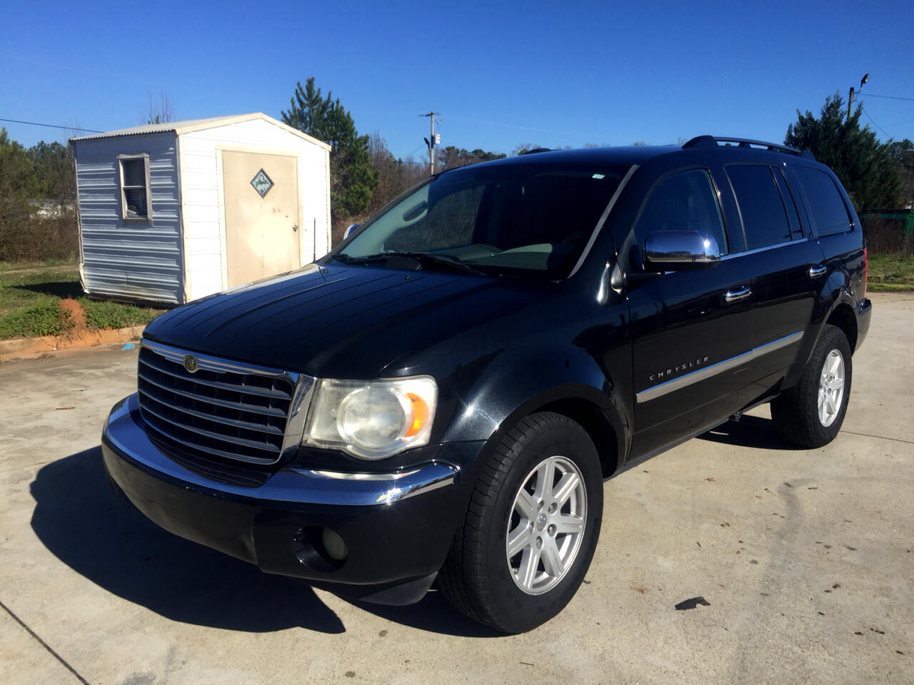 Chrysler Aspen RWD 4dr Limited 2008