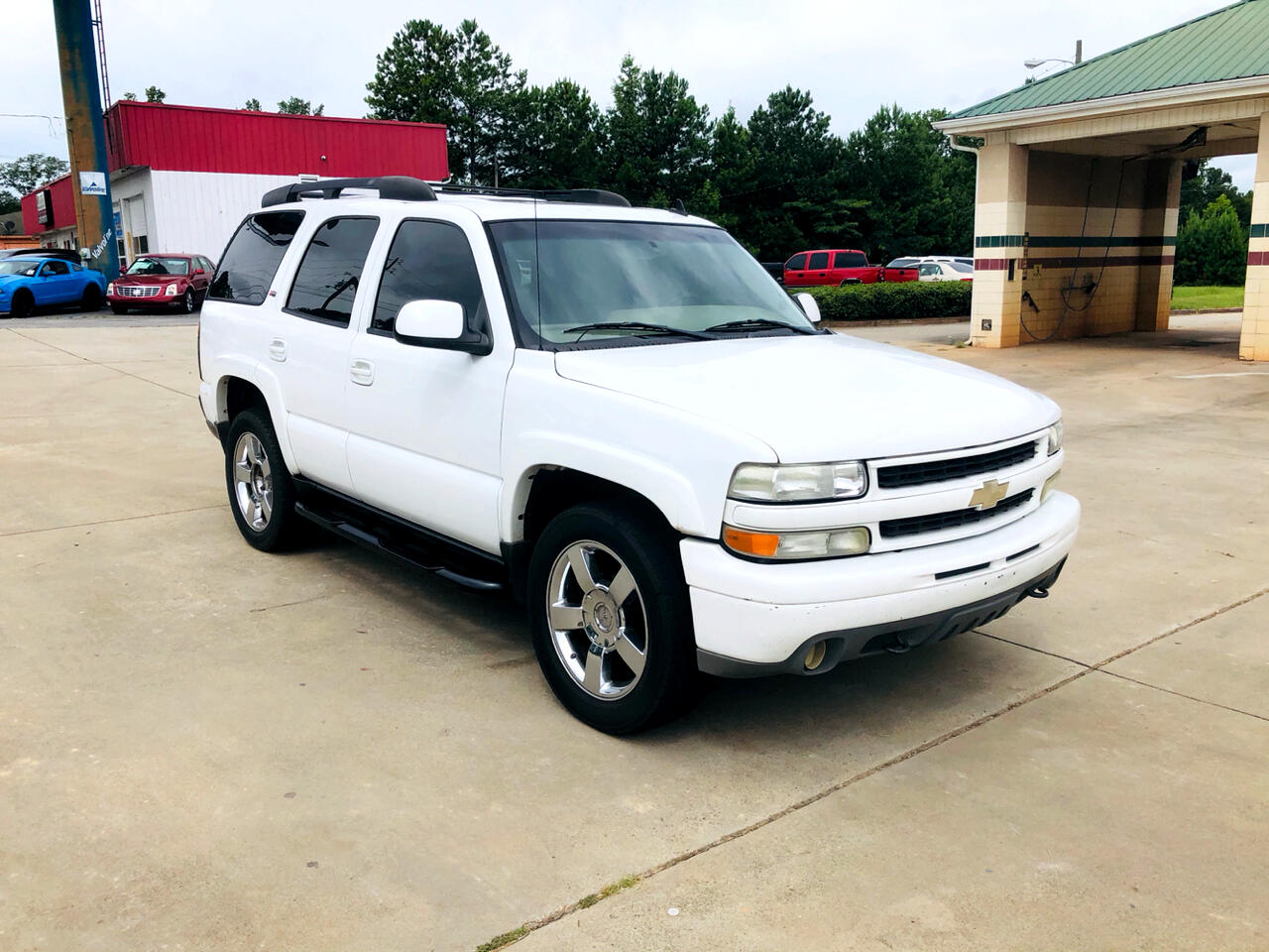 Used 2006 Chevrolet Tahoe 4dr 1500 4wd Z71 For Sale In Griffin Ga 30224 Bills Cars And Trucks