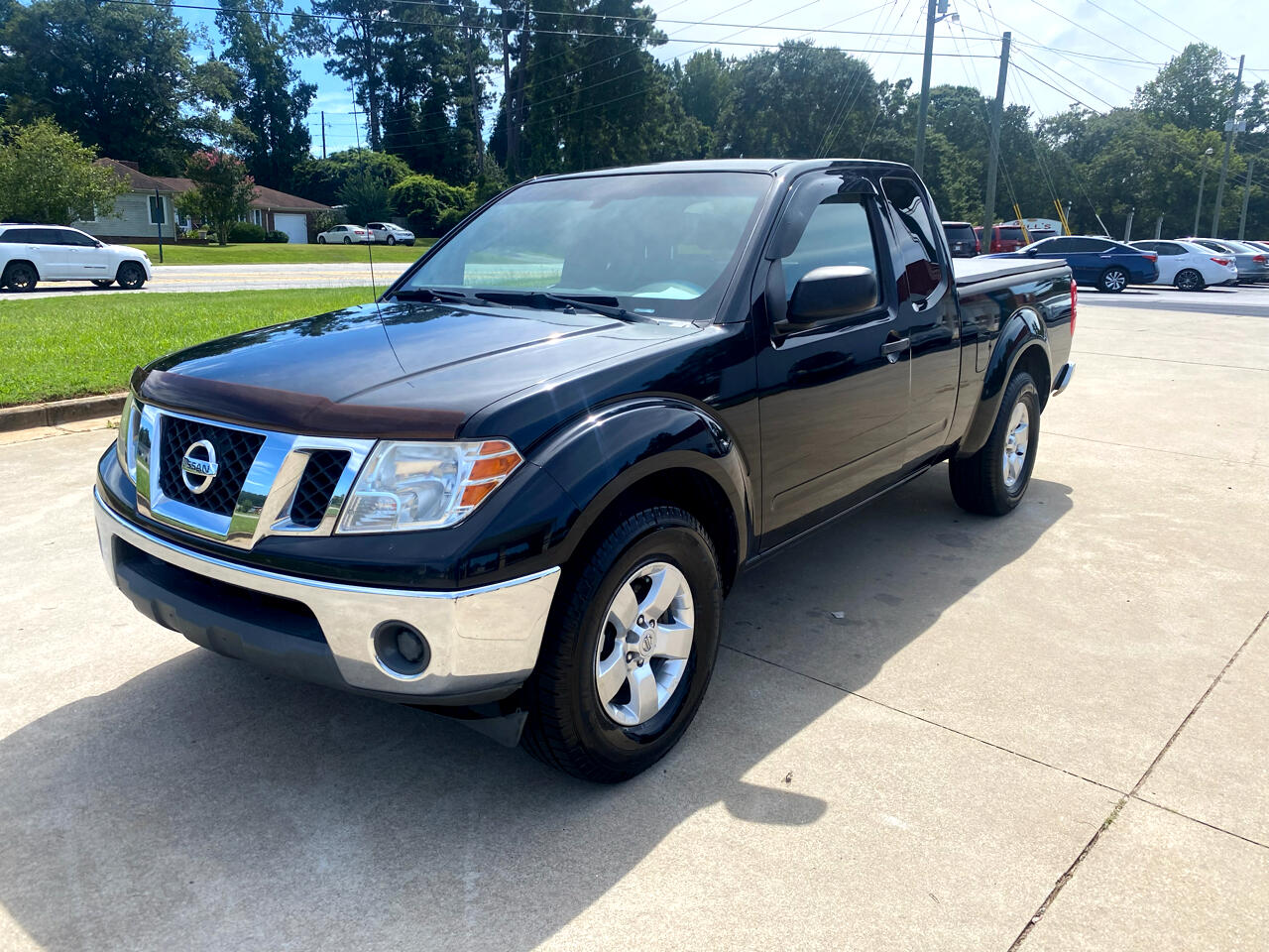 Nissan Frontier 2WD King Cab V6 Auto SE 2010