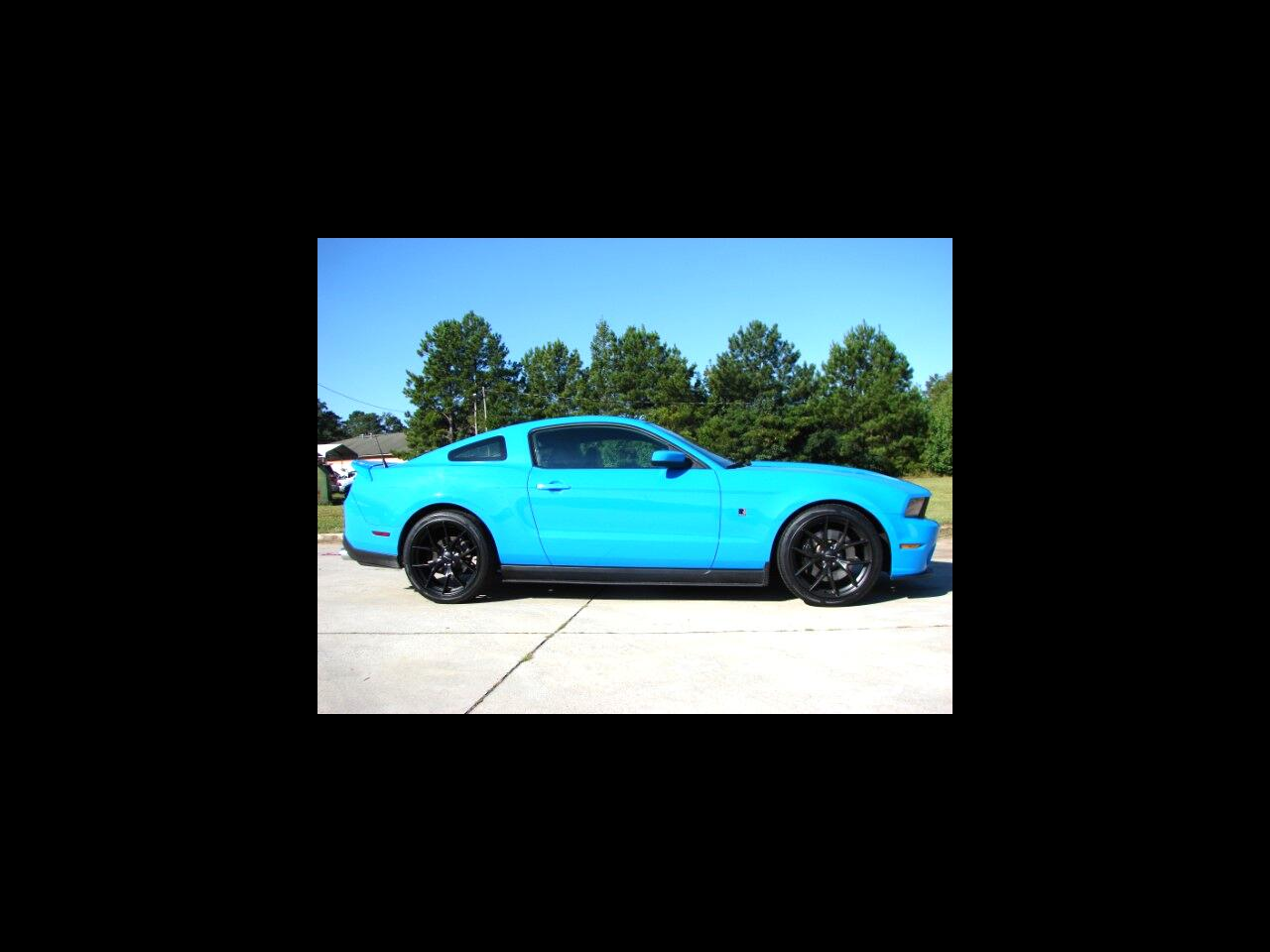 Ford Mustang Roush 2010