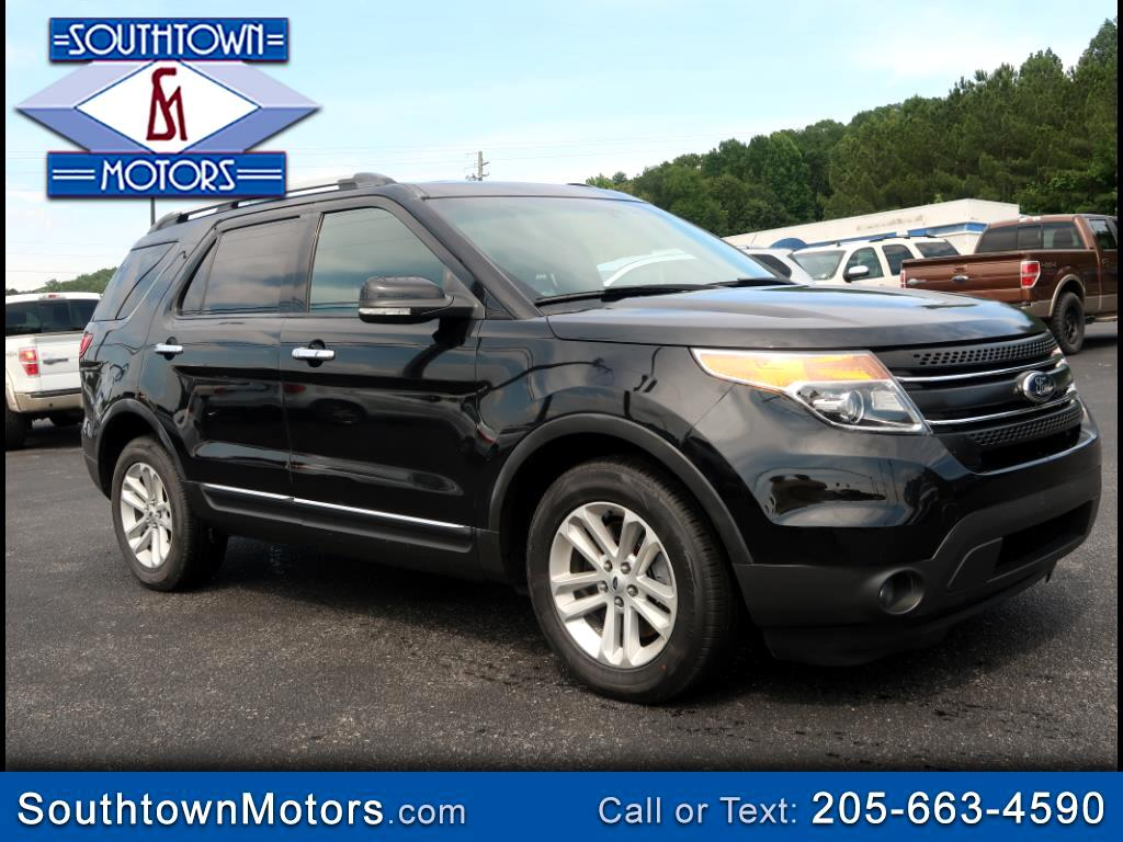 2014 Ford Explorer XLT 4-Door AWD