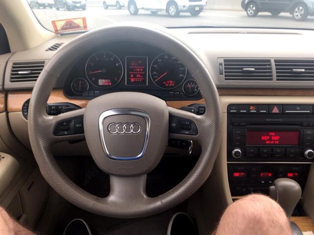 2007 Audi A4 3.2 quattro with Tiptronic