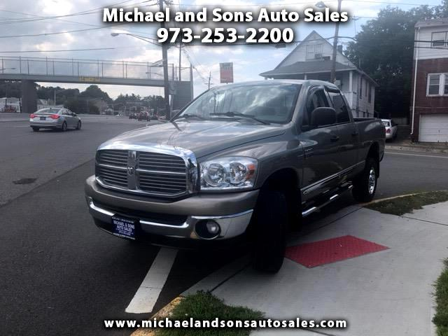 2008 Dodge Ram 2500 4WD QUAD CAG BIG HORN SWB