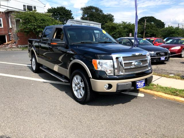 2009 Ford F-150 4WD SuperCrew 139