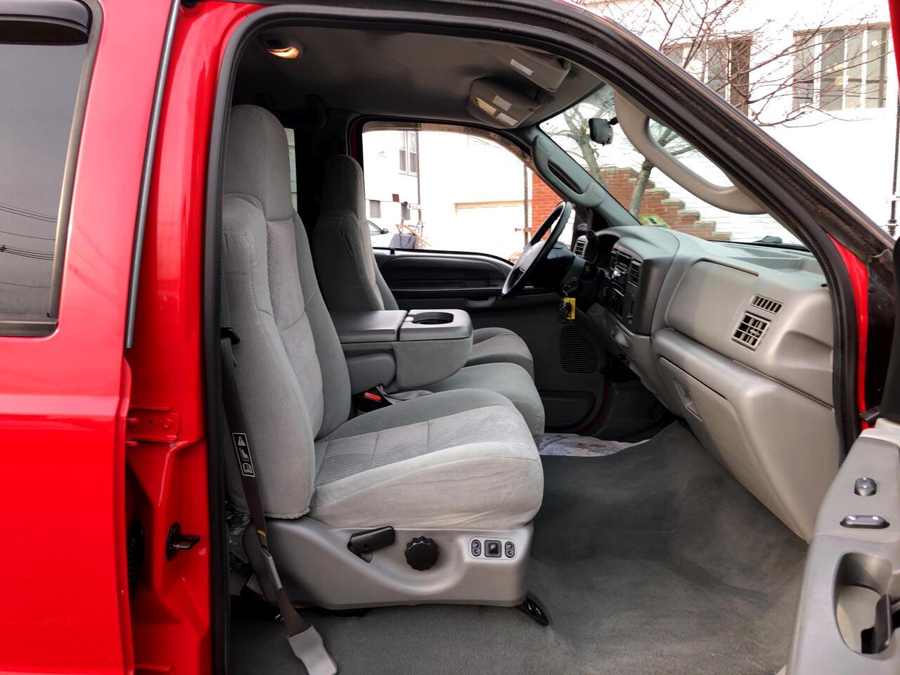 2004 Ford F-250 SD XLT Crew Cab 4WD