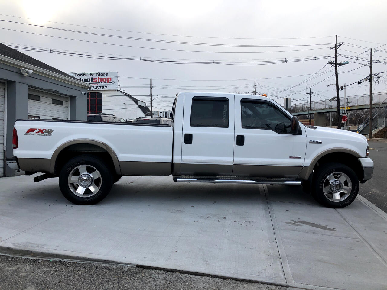 2006 Ford F-250 SD FX4 Crew Cab Long Bed