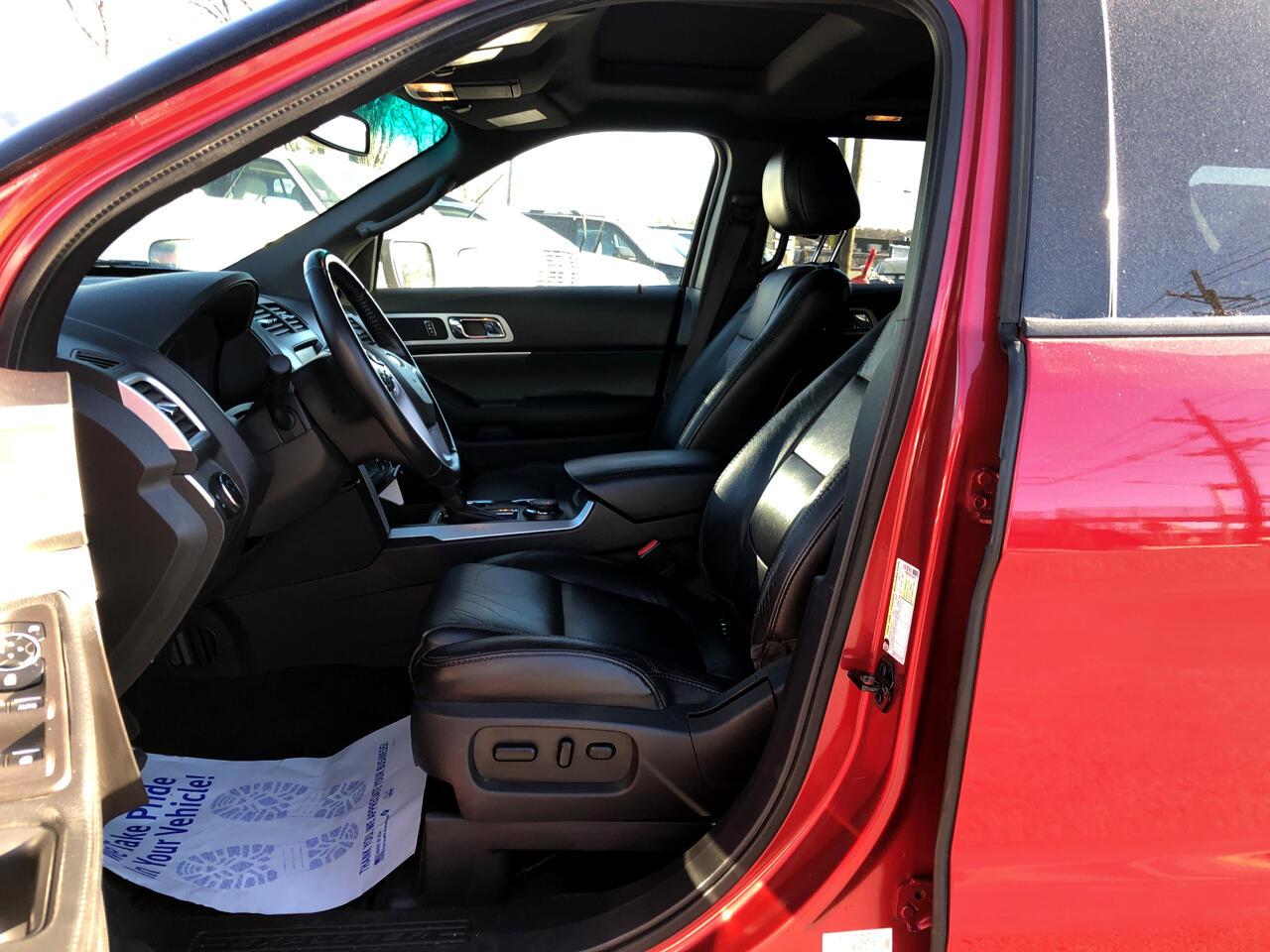 2012 Ford Explorer XLT 4WD