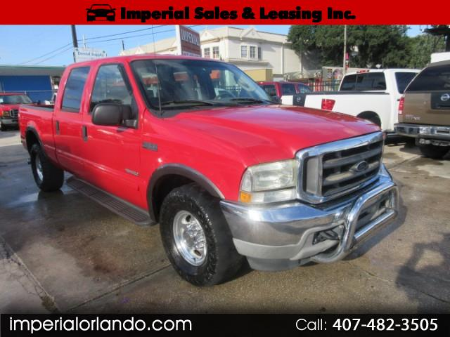 2003 Ford F-350 SD King Ranch Crew Cab Long Bed 2WD
