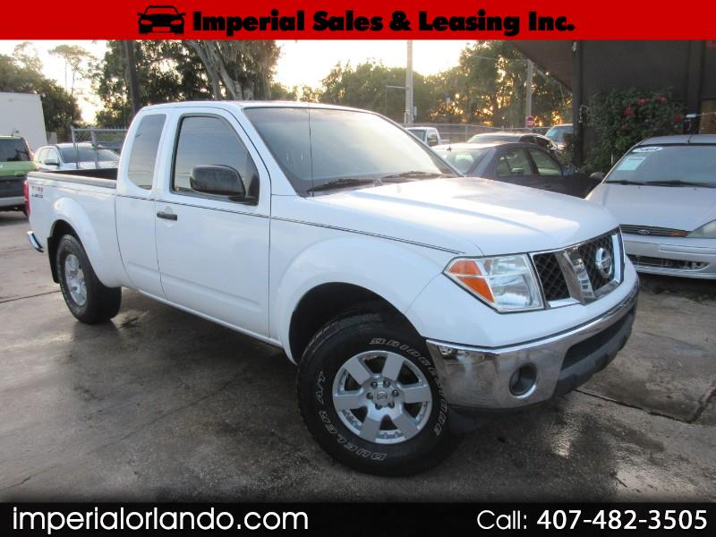 2005 Nissan Frontier Nismo King Cab 2WD