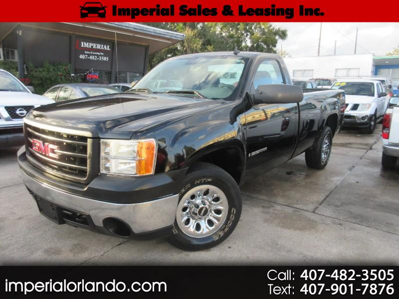 2008 GMC Sierra 1500 SLE1 Long Box 4WD