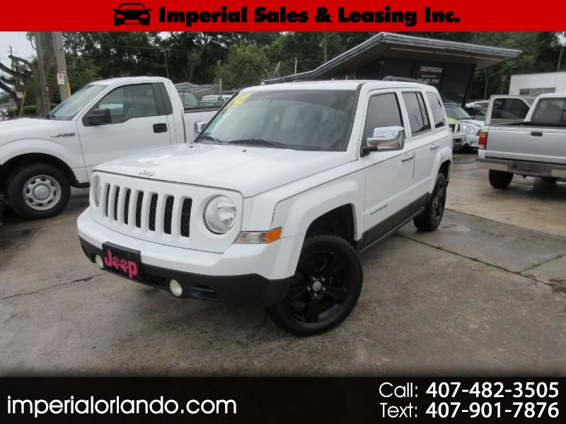 2014 Jeep Patriot Sport 4WD