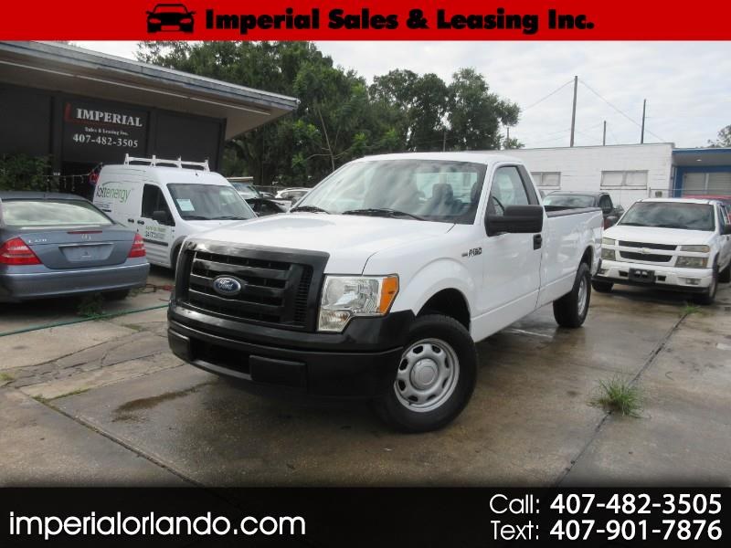 2011 Ford F-150 XL Long Box 2WD