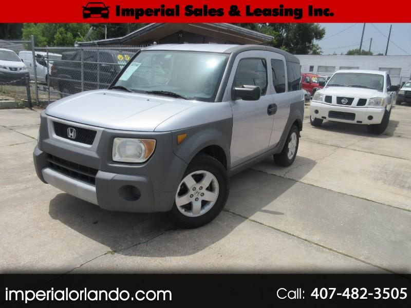 Honda Element 2WD 4dr AT EX 2003