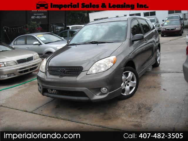 2007 Toyota Matrix XR 2WD