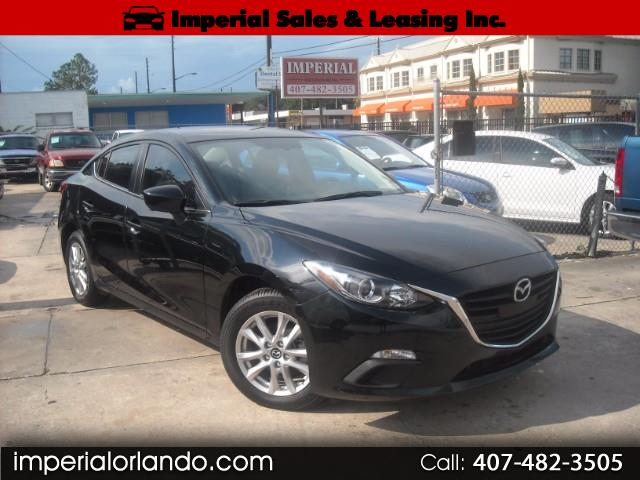 2016 Mazda MAZDA3 I Grand Touring MT 4-Door