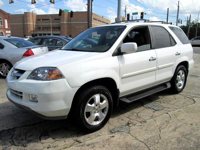 Used Acura MDX For Sale In Macon GA HRM Auto Sales - 2006 acura mdx for sale