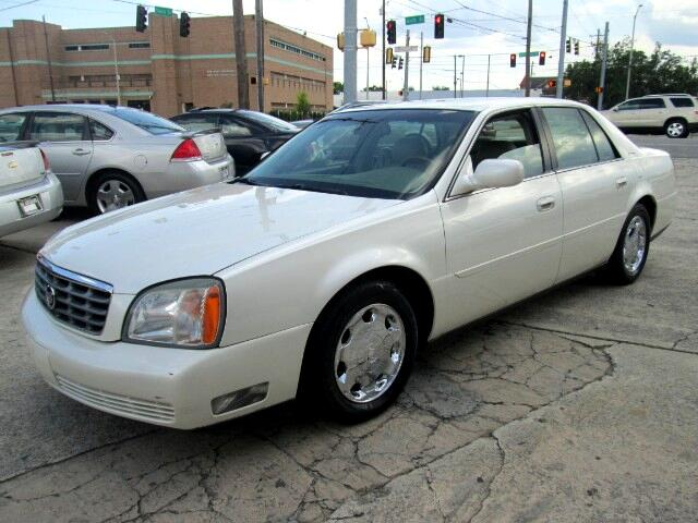 2002 Cadillac DeVille DHS
