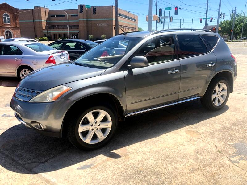 2007 Nissan Murano S 2WD